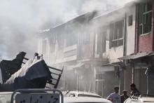Kabil'de bombalı saldırı: 40 ölü, 140 yaralı