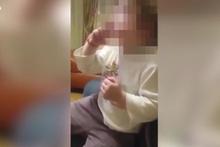 2 yaşındaki çocukları sigara içerken kameraya çeken aile tutuklandı