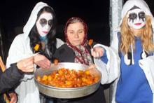 Çamlıca köyünde eski bir Balkan geleneği olan