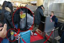 Cenk Tosun Türkiye'ye veda etti! Sarı kapaklı turşu bidonu ile…