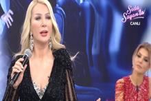 Ahmet Kaya şarkısı okuyan Seda Sayan'ın performansı kulak tırmaladı