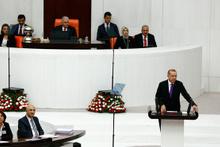Meclis'te yeni dönem başladı! Erdoğan'dan önemli açıklamalar