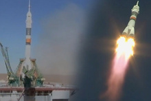 Soyuz MS-10 roketinin fırlatılışında kaza!