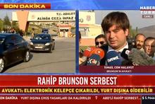 Papaz Brunson'ın avukatı bile beklemiyordu duruşma sonrası şaşkına döndü