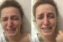 Gözyaşları içinde haykırdı: 'O bensiz ölür'