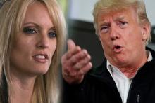 Trump cinsel ilişki yaşadığı porno yıldızıyla fena kavga etti! 'At suratlı'