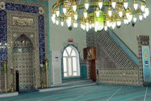 Yalova'da cami cemaatine kıble şoku