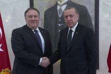 Ankara'da kritik görüşme! Erdoğan ABD'li isimle...