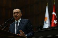Cumhurbaşkanı Erdoğan'dan flaş adaylık açıklaması