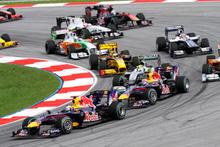 ABD Grand Prix'i Lewis Hamilton önderliğinde başlıyor