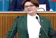 Meral Akşener'in sözleri İYİ Parti grubunu ayağa kaldırdı