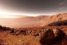 'Mars'ta yaşamı destekleyebilecek miktarda oksijen bulunabilir'