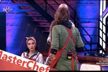 TV8 yarışması Masterchef fena karıştı Murat olay çıkardı Esra terketti