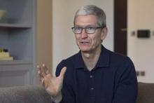 Apple CEO'su Tim Cook Avrupa'yı övdü ABD'yi gömdü