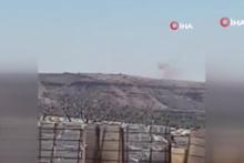 TSK Suriye'deki PKK/YPG mevzilerini vuruyor!