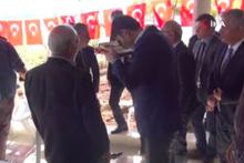 Bakan Kurum'dan Tunceli şehidinin ailesine taziye ziyareti