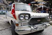 İlk milli ve yerli otomobil Devrim 57. yaşını kutluyor