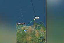 Yolcu uçağı denize düştü! 188 yolcusu vardı...
