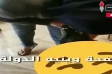 Subay skandalı! Eşiyle kavga eden kadına eşinin ayaklarını öptürdü!