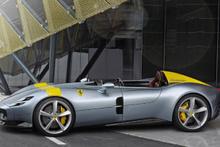 Daima hızlı! Ferrari yeni modellerini tanıttı