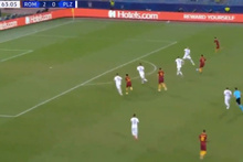 Cengiz Ünder'den Victoria Pilzen'e 1 gol 1 asist