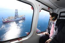 Milli sondaj gemisi Fatih Akdeniz'deki ilk sondaj için yola çıktı