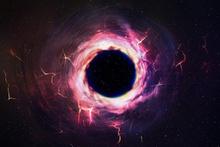 Galaksisinin merkezinde ilk defa büyük bir karadelik görüntülendi