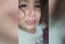 Şehitlerimiz için ağlayan minik Eslem'in videosu izlenme rekoru kırıyor!