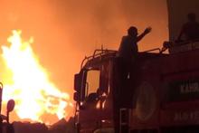 Üsküdar'da yangın: 1 ölü, 2 yaralı