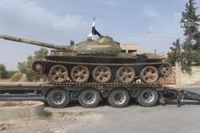 Ağır silahlar İdlib'ten çıkarıldı! Operasyon tamamlandı...
