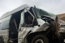 Elazığ'da feci kaza! 26 yaralı
