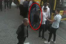 Otobüslerde yankesicilik yapan çocuk kameraya yakalandı!