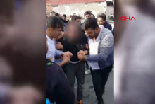 istanbul'da okulda taciz rezaleti! Veliler böyle yakaladı