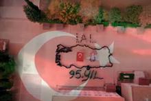 Sosyal medyanın gündemine oturan film: Ne mutlu Türküm diyene