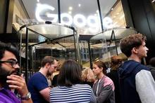 Google çalışanları tacize karşı dünya çapında iş bıraktı