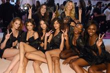 Victoria's Secret melekleri yılın şovuna böyle hazırlandı!