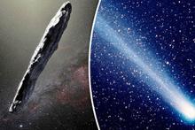 Bilim insanları uzayda onu arıyor! 'Oumuamua' kayıp