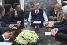 Erdoğan: Üç dönem başkanlık yapanlar dinlenecek