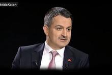 Bakan Osman Pakdemirli'den kırmızı et tüketimi açıklaması