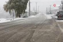 Yılın ilk kar tatili haberi Tunceli'den geldi!