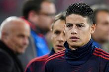 Bayern Münih'te James Rodriguez şoku