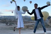 Erik Dalı oynayan Çinli turistler sosyal medyayı salladı