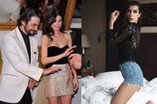 Ahmet Kural'ın eski nişanlısı Burcu Kıratlı fena yakalandı! Ünlü şarkıcıyla el ele...