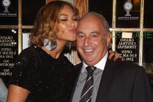 Beyonce'den milyarder işadamına büyük çalım