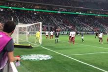 Felipe Melo'dan muhteşem gol!