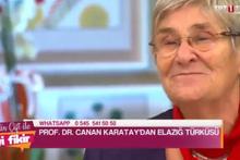 Canan Karatay canlı yayında türkü performansı sosyal medyayı salladı