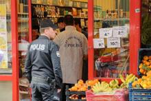 Beşiktaş'ta oyuncak silahla soygun