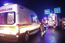 Elazığ'da feci kaza: Midibüs şarampole uçtu!