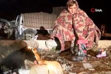 Afyonkarahisar'da insanlık ölmemiş dedirten olay