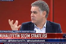 Süleyman Özışık'tan flaş yerel seçim mesajı